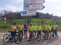 Route du Champagne - Colombey les 2 Eglises