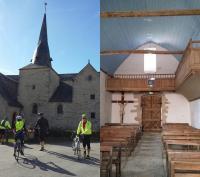 Chapelle St Jean Baptiste de Lanviern