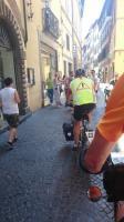 Dans les rues de Lucca (Toscane)