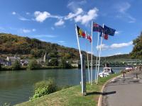 La Meuse dans les Ardennes belges