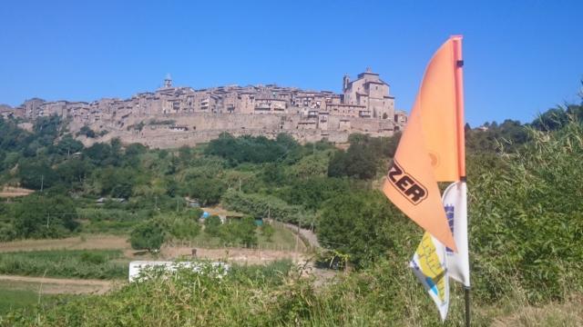 Village de Grotte di Castro (Latium)