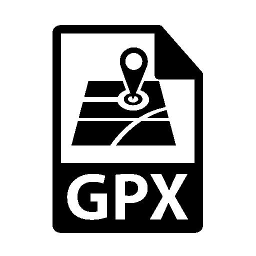 54 km gpx